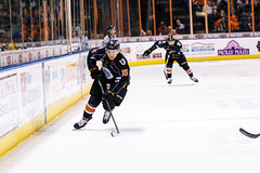 "Kansas City Mavericks vs. Florida Everblades, February 18, 2018, Silverstein Eye Centers Arena, Independence, Missouri.  Photo: © John Howe / Howe Creative Photography, all rights reserved 2018 • <a style=""font-size:0.8em;"" href=""http://www.flickr.com/photos/134016632@N02/40387900041/"" target=""_blank"">View on Flickr</a>"