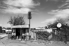 Soweto (marcosorrentino.arch) Tags: kruger park sudafrica johannesburg africa animal human strada people street barber shop