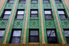 more of what you want (KevinIrvineChi) Tags: terracotta green yellow architecture apartmentbuilding chicago curbedchicago boingboing illinois cook county outdoors tiltshift aperture priority sony dscrx100 lines vertical horizontal ornament ornamentation flower art deco ravenswood north sie side