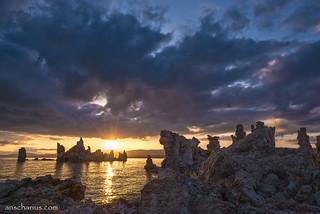 Mono Lake @ Sunrise