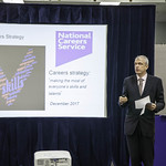 National Career Guidance Show London 2018