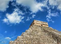 Sunny f/16 rule (Mister Blur) Tags: chichénitzá mayan archeological site ruins templo kukulkán temple elcastillo sitio arqueológico sunny 16 rule daylight light meter nikon d7100 f16