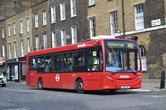Metroline DE1325 LK12AXP (Will Swain) Tags: london 8th october 2017 greater capital city south east bus buses transport travel uk britain vehicle vehicles county country england english metroline de1325 lk12axp