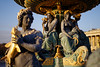 Fontaine des fleuves, Concorde, Paris (TournicO) Tags: paris concorde monument pleine ouverture focale fixe flou