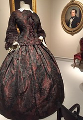 Victorian Clothing (Foxy Belle) Tags: museum costume 1800s clothing victorian era dress fashion