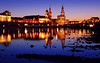 Am Elbufer (basic hiking) Tags: dresden elbe germany labe bluehour elbufer cathedral semperoper sigma30mmf14 a5100 ilce5100 sonyalpha sigmalenses city