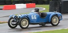 Riley Brooklands - Reeve (rallysprott) Tags: sprott wdcc rallysprott 2017 formula vintage oulton park vscc sports car club motor sport racing race nikon d7100 riley brooklands reeve