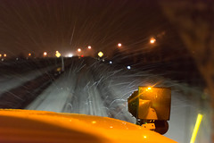 @20180112-D5 PlowingUS33-1 (OhioDOT) Tags: district5 odot plow ridealong route33 salt six snow storm plowing truck