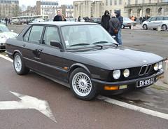BMW 528i E28 5 Series VEA 2018-01-14 (alaindurandpatrick) Tags: bmw bayerischemotorenwerke e28 bmw5series bmw528i bmwe28 veterancars germanveterancars traverséedeparis classicmotorshows vincennesenanciennes vincennes 94 valdemarne iledefrance greaterparisarea france