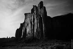 Red Rocks Of Utah, USA (thedot_ru) Tags: redrock formation structure mountain landscape blackandwhite bw canon5d 2014