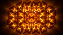 Africa (1) (Luc H.) Tags: abstract fractal graphic graphism digital yellow orange