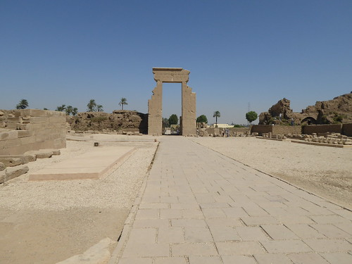 Entrance Gate, Dendera