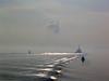 Tug entering Manchester Ship Canal (grev001) Tags: mersey ship fog grey