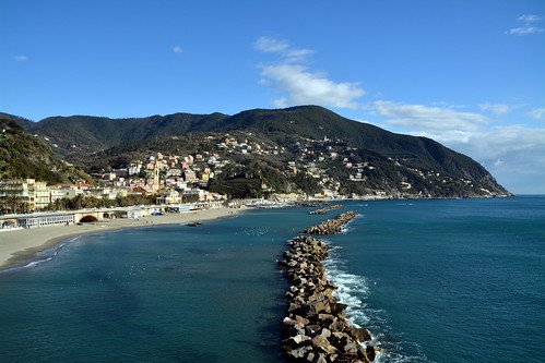 Interesting photos of Moneglia (Italy) tourist attractions