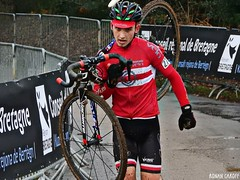 DSCN3004 (Ronan Caroff) Tags: cycling cyclisme ciclismo cyclist cyclists cycliste velo bike course race mud boue man men sport sports cx cyclocross morbihan bretagne breizh brittany 56 france championnatdefrance coupe cup contest competition championnat championship juniors u19 espoirs u23