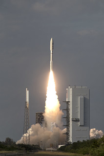 Next-Generation Weather Satellite GOES-S Lifts Off