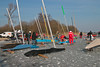 Zeldzaam Hollands winterplaatje: ijszeilen op Gouwzee (Roelie Wilms) Tags: gouwzee monnickendam ijszeilen ice ijs winter noordholland nederland icesailboats