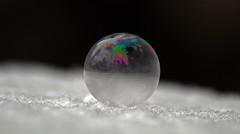 jan15 2018 3 (Delena Jane) Tags: delenajane bubble frosty macro newfoundland ngc canada closeup winter pentaxart reflections