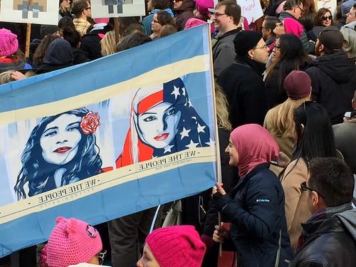 Women's March, Chicago
