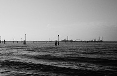 Venice #9 (Duccio Teufel) Tags: venice venezia veneto italy laguna lagoon islands docks sea waves backlight january winter canon 5d markiii 50mm stm