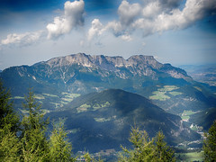 View from Eagle's Nest 131TMD1m (Andras, Fulop) Tags: germany bayern nikon p7700 landscape alps mountain kehlsteinhaus adlerhorst eaglesnest