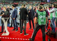 European Men's Handball Championship (RIEDEL Communications) Tags: riedel riedelcommunications communications live sports production broadcast croatel mediornet european men mens handball championship croatia max headset