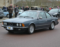 BMW 6 Series / 635csi (E24), (1976-1989) VEA 2018-01-07 (alaindurandpatrick) Tags: bmw bayerischemotorenwerke bmwe24 bmw6series bmw635 veterancars germanveterancars classicmotorshows traverséedeparis vincennesenanciennes vincennes 94 valdemarne iledefrance greaterparisarea france
