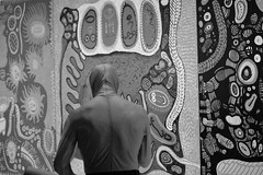 IMG_0681 (www.ilkkajukarainen.fi) Tags: finland eu europa ham suomi museo musée museum kortti happy life blackandwhite mustavalkoinen monochrome visit helsinki tennispalatsi contemporary art avantgarde expressionism ekspressionismi nykytaide taide teos
