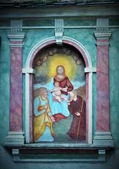 Architettura e spiritualità all'isola di San Giulio. (ornella sartore) Tags: architettura arte storia colori particolari allaperto