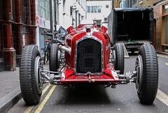 Alfa Romeo P3 (Rick & Bart) Tags: london england uk city urban rickvink rickbart canon eos70d car antique classic alfaromeo p3 alfaromeop3 tipob transport history 8 soho automobil