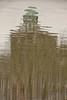 observatorium aan de Schie (Gerard Stolk (vers la Chandeleur)) Tags: delt delftandersbekeken observatorium schie reflectie