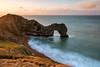 England: Durdle Door (Nomadic Vision Photography) Tags: autumn beach dorset durdledoor england jurassiccoast landmark ocean outdoor travel unitedkingdom iconic landscape scenic westlulworth gb