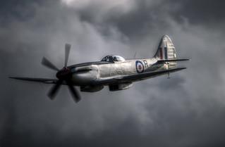 Supermarine Spitfire FR MkXVIIIe