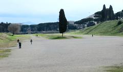 Circus Maximus (2 of 3) (jimsawthat) Tags: circusmaximus chariotraces ancient ruin rome urban park italy