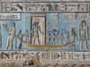 Solar Boat of Ra, Dendera (Aidan McRae Thomson) Tags: dendera temple egypt ceiling relief carving ptolemaic ancient egyptian