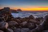 Point Lobos (Juan Pablo J.) Tags: sunset sundown sunsetmadness canon5dmkii canon70200mmf4 ocaso oceano ocean outdoors sanfrancisco coast pacific rocks waves