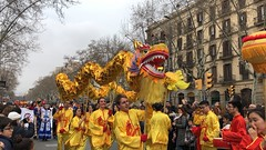 Año nuevo chino 02, Barcelona.