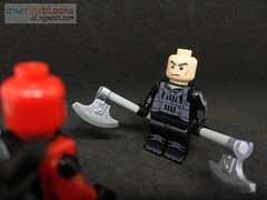 Lego Marvel Ajax aka Francis (Deadpool 2016 Villain) Minifig MOC DTB074 (downtheblocks) Tags: deadpool ajax francis minifig xmen marvel superhero supervillain lego