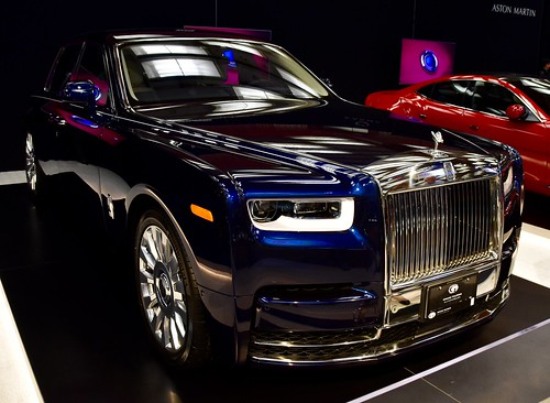 2019 Rolls-Royce Phantom SWB