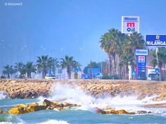 Sahilkent'de! Fırtınalı BİR GÜN Deniz çıldırmış Her şeyler uçuşuyor 🌊🌊⚡ 1✪#sahilkent  2✪#Finike  3✪#storm  4✪#dalga 5✪#fırtına (teknisyenarif) Tags: sahilkent finike dalga storm fırtına