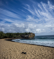 Kauai January 2018 (dcjohnson50) Tags: kauai hawaii shipwrecksbeach shipwreckbeach hiking trail sony a6000 mirrorless clouds nature beautiful poipu mahaulepuheritagetrail coast island