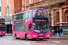 2332 SEZ2332 Citybus (busmanscotland) Tags: 2332 sez2332 citybus sez volvo b9tl wright eclipse gemini translink metro
