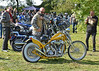 Mellow Yellow... (Harleynik Rides Again.) Tags: chopper yellow bike harleydavidson springer bikers harleynikridesagain