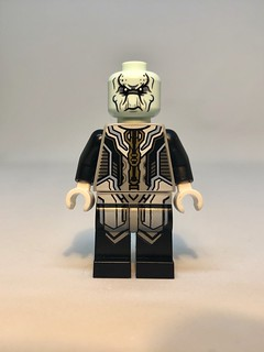Lego Marvel Avengers Infinity War: Ebony Maw 2018