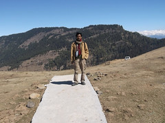 Rishi Parasar Lake near Mandi, Himachal- 340 (Soubhagya Laxmi) Tags: himachaltourismhptdc himalayanmountainhindureligion hindupilgrimagetemplehimalay mandihimachalpradesh mandisightseeing parasartemplelakemandi rishiparasarlakemandi rishiparashartempleandlake soubhagyalaxmimishra umakantmishra rishi parasar lake mandi himachal