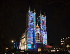 London (richard.mcmanus.) Tags: historic abbey church building mcmanus westminsterabbey night londonlumiere london