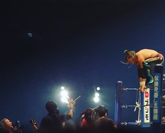 Alpha vs Omega (Dillsnufus) Tags: thebulletclub bc elite kenny newjapanprowrestling wrestlekingdom 2018 210 bulletclub wrestlekingdom12 njpw wk12 omega alpha y2j jericho chrisjericho kennyomega alphavsomega