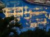Morning reflections<> Reflets  du matin. (France-♥) Tags: 693 piscine pool pv resort mexique bleu reflets eau water swimmingpool reflection effetaquarelle paintingeffect morning matin