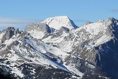VISTA DESDE PAJARES (3) (mflinera) Tags: asturias lena pajares montañas nieve paisaje
