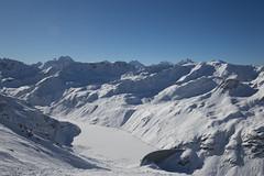 Lac de Moiry (Sven Vietmeier) Tags: corndesorebois lacdemoiry schweiz ski suisse valdanniviers valais wallis zinal alpes hiver neige